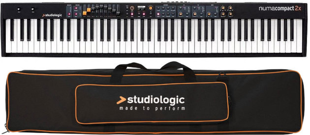 Studiologic Numa Compact 2X Soft Case SET