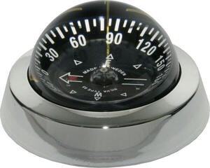 Silva 85E Compass Chrome