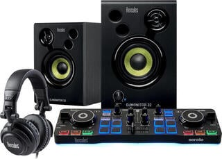 Hercules DJ Starter Kit Table de mixage DJ