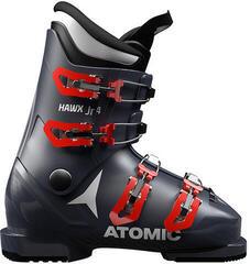 Atomic Hawx JR 4 Dark Blue/Red 24/24.5 18/19
