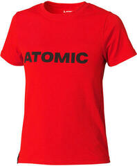 Atomic Alps Kids T-Shirt Bright Red S