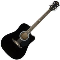 Fender FA-125CE Concert WN Black