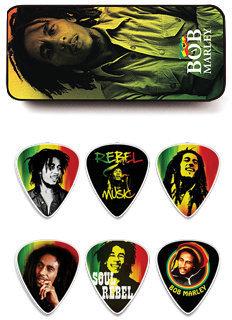 Dunlop BOB PT01 M Bob Marley picks