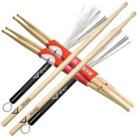 Палки и четки за барабани