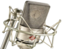 Studiové mikrofony