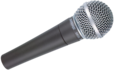 Promotions microphones