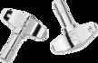 Stimmschlüssel und Stimmhilfe