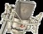 Studijski kondenzatorski mikrofoni