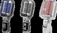 Microphones retro