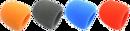 Protivětrné kryty a POP filtry