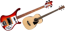 Unpacked: Bass Guitars